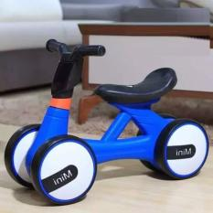 Xe chòi chân bằng nhựa cao cấp tự cân bằng cho bé có đèn có nhạc (được chọn màu)