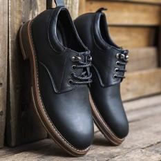 Giày Tây Nam Da Bò Cao Cấp ELMEE – EBD12 Mang Phong Cách Trẻ Trung Năng Động