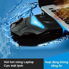 Quạt hút Tản nhiệt Laptop – X7