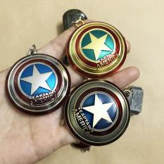 Móc Khóa Captain America – Móc Khóa Avenger Marvel Siêu Anh Hùng