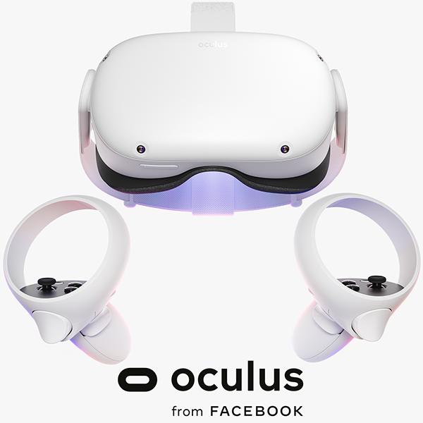 Kính thực tế ảo Oculus Quest 2 64GB