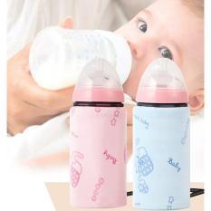 Túi ủ bình sữa đa năng cổng USB