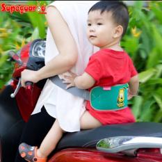 Đai đi xe máy Supeguardo Mini Copper – Đai xe máy an toàn cho bé từ 1 đến 5 tuổi
