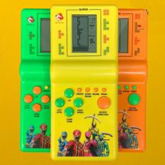 Máy chơi game xếp gạch cầm tay