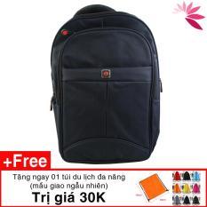 (MUA 1 TẶNG 1 túi du lịch 30k )Balo đựng Laptop, Balo laptop sport 45 x 33 x 18cm Hàng To Chất Đẹp. (B05)