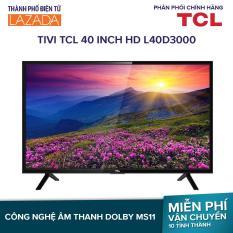 Tivi TCL 40 inch HD L40D3000