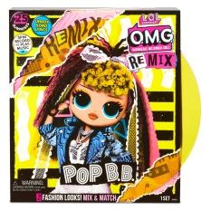 Đồ Chơi LOL SURPRISE Búp Bê Thời Trang Omg Remix- Pop B.B 567257E7C
