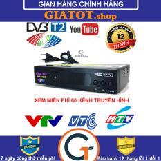Đầu thu kỹ thuật số DVB T2 HÙNG VIỆT TS-123 Internet
