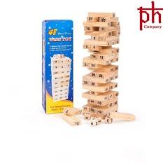 Đồ chơi rút gỗ dành cho trẻ em và người lớn