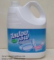 Nước rửa chén Thái Lan không mùi Lipon F 3600ml