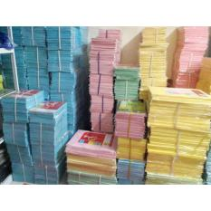 Giấy bìa màu Thái A4 180gsm