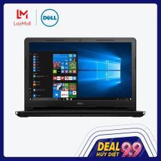 Laptop Dell Inspiron 15 3573(Intel Pentium Silver N5000 (1.10 GHz/4 MB)/4GB RAM/500GB HDD/DVDRW/15.6″ HD/Black/1Yr ) – Hàng Chính Hãng
