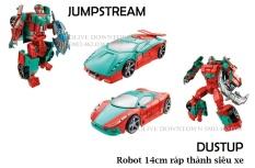 Combo 2 robot ráp thành 2 Siêu xe như hình – Transformers Combiner Wars – HASBRO VNXK