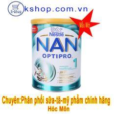 Sữa Bột Nestle NAN Optipro 1 800g (0-6 tháng)- mẫu mới HMO