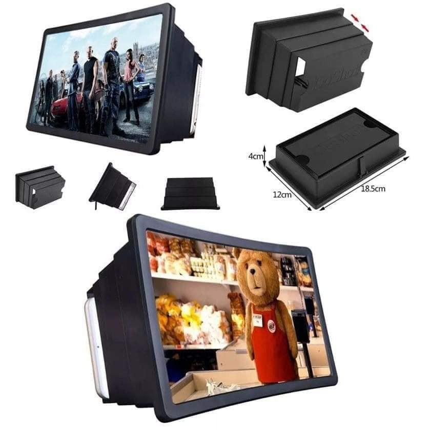 Kính 3D phóng to màn hình F2 cho Smartphone