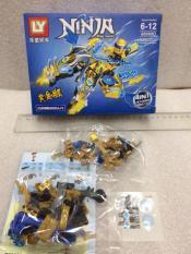 Lego lắp ghép SIÊU NINJA RỒNG (ninja master) model 68088D, 135 chi tiết