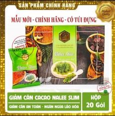 Cacao Nalee Slim – Hộp 20 gói – Cacao giảm cân an toàn