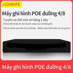 LOOSAFE Đầu ghi 4 kênh POE NVR