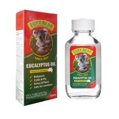 Dầu khuynh diệp Euky Bear 60 ml (Úc)