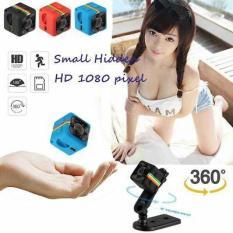 Camera giám sát, Camera hành trình xe máy full HD 1080P. camera hành trình mini giá rẻ SQ11 (Đen)