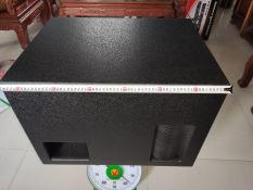 Loa Sub điện loại sub hầm, kiêm sub hơi, loa siêu trầm Martin bass 40, mạnh mẽ uy lực, M1800 madein Thailand., kiểu sub hầm.