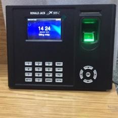 Máy chấm công vân tay và thẻ cảm ứng Ronald Jack X989-C