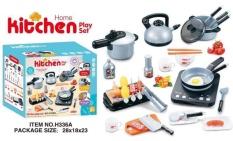 Bộ đồ chơi 36 món cho bé gái và bé trai Đồ chơi nấu ăn Kitchen Set