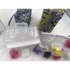 [Thu thập mã giảm thêm 30%] Combo 10 hộp đựng đa năng dùng cho búp bê nhà búp bê – Hộp nhựa đựng giày búp bê chất lượng sản phẩm đảm bảo và cam kết hàng đúng như mô tả