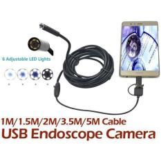 Camera nội soi độ nét cao HD720p chống nước cho điện thoại,Laptop,PC
