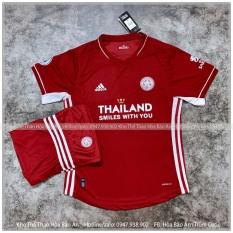 Bộ quần áo đá banh ĐT LeicterCity mùa 2020 hàngcao cấp Thailand