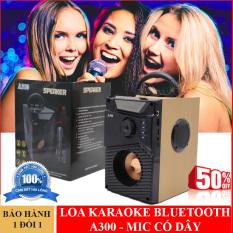 Loa bluetooth A300 siêu BASS sony cũng không hay bằng – Bộ Xử Lý Âm Thanh Hiện Đại, Âm Bass Trầm Ấm, Công Nghệ Bluetooth 4.1 Cao Cấp – Chất Lượng Như Loa Bluetooth Sony, Nơi Bán Loa Bluetooth, Loa Không Dây New – BH 12 Tháng – Deal24h