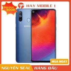[SALE KHỦNG] Điện thoại Samsung Galaxy A60 RAM 6gb/64GB – Nhập khẩu – Nguyên seal – Tặng gói Bảo hành 300k (18 tháng)