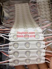 Led hắt 3 led 2835 kích thước 6012 màu trắng sáng – vỉ 20 thanh