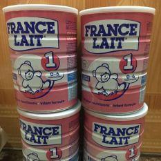 Sữa france lait số 1 của PHÁP lọ 900g hạn 7/2021