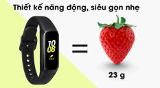 Đồng hồ thông minh, Vòng tay thông minh Samsung Galaxy FIT R370 NOBOX Mới 100%