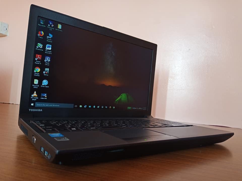 Toshiba Dynabook B554 Core i3 4000M Ram 4G HDD 320G 15.6inch