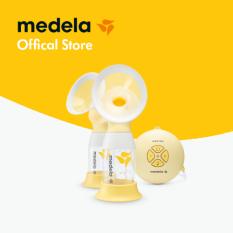 Máy hút sữa │ Medela điện đôi Swing Maxi Flex™ – Thiết kế giành nhiều giải thưởng với bảo vệ chống tràn – Hàng phân phối chính thức Medela Thụy Sĩ tại Việt Nam