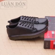 Giày Đốc , giày Doctor, Giày sneaker nam màu đen DOC03