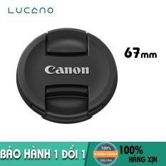Nắp ống kính Lens cap Canon 67mm 2019