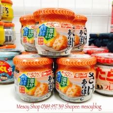 Ruốc cá hồi giảm 50% mặn Nissui Nhật Bản 50gr