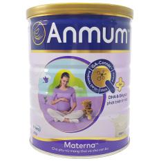 Sữa bầu Anmum matema vanilla 400g/800g