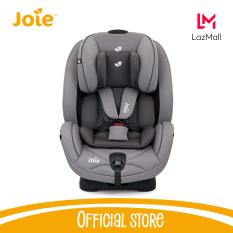 Ghế ngồi ô tô trẻ em Joie Stages, hệ thống đệm đầu và dây an toàn có thể điều chỉnh độ cao cùng lúc mà không cần thắt chặt lại dây an toàn