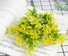 Hoa Giả Trang Trí – Hoa Lụa Trang trí Milan cao Cấp HG40