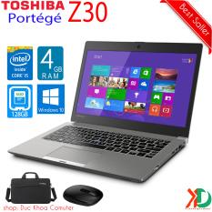 Laptop Toshiba Dynabook R634/Z30 core i5-43000U, 4gb Ram, 128gb SSD, 13.3inh HD, vỏ nhôm