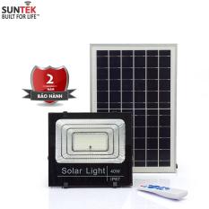 Đèn pha năng lượng mặt trời SUNTEK LED SOLAR 40W