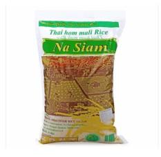 "THAI HOM MALI RICE ""NA SIAM"" Gạo Thái Lan Hom Mali 5kg"