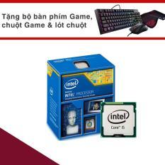 Chip Vi xử lý Intel CPU Core I7 4790 (4 nhân- 8 luồng) Bảo Hành 3 Năm- Hàng Nhập Khẩu