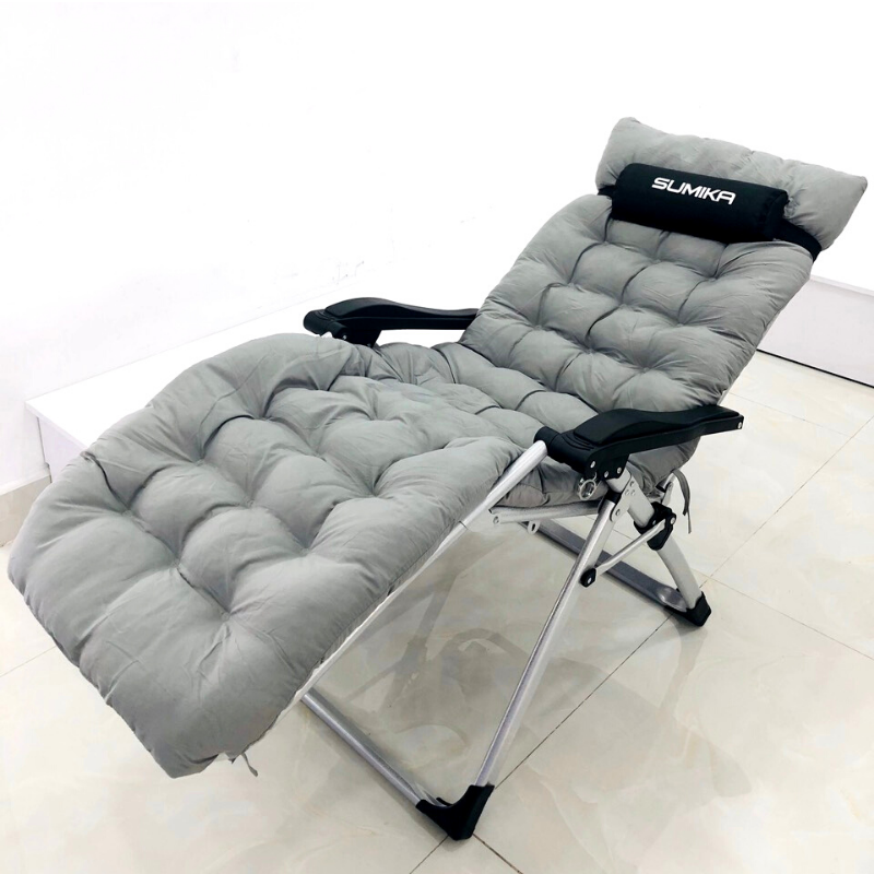 Ghế Gấp Xếp Thư Giãn Đa Năng SUMIKA 179 NEW 2020 Chất liệu: Vải lưới Textilene + khung ghế bằng thép – Kích thước mở: 180x67x40cm – Kích thước gấp: 67x96x15cm – Tải trọng:300kg – Khóa bằng kim loại rất chắc chắn