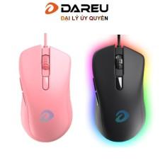 Chuột máy tính DARE-U EM908 RGB USB Black – Dareu Việt Nam