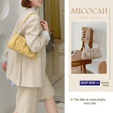 Túi Micocah, Túi đeo vai Micocah, Túi xách Micocah đeo chéo, Túi đeo chéo nữ Micocah mẫu mới sang trọng thích hợp dự tiệc đi chơi MSP: 475